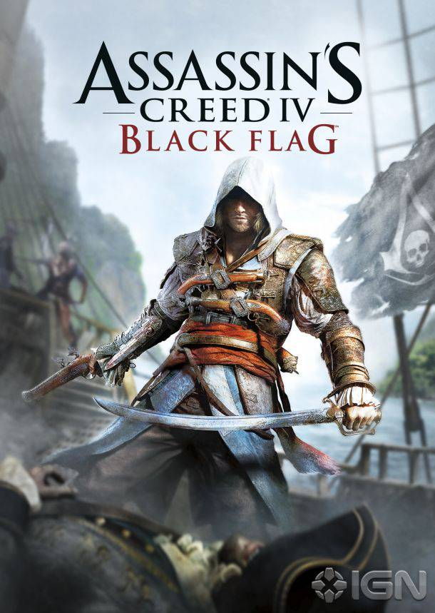 WOW,Assassins Creed IV:Black Flag!.IGN bilang Ubisoft Telah Mengkonfirmasi Game Assassins Creed IV:Black Flag.Pengumuman ini mengkonfirmasi judul awal oleh bahan pemasaran yg bocor minggu ini serta memperluas komentar Ubisoft CEO Guillemot