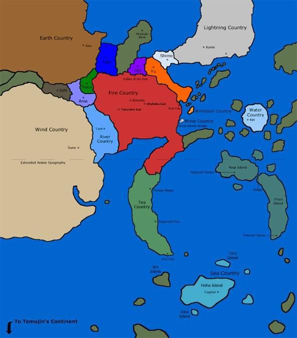 map in narutooooooooo