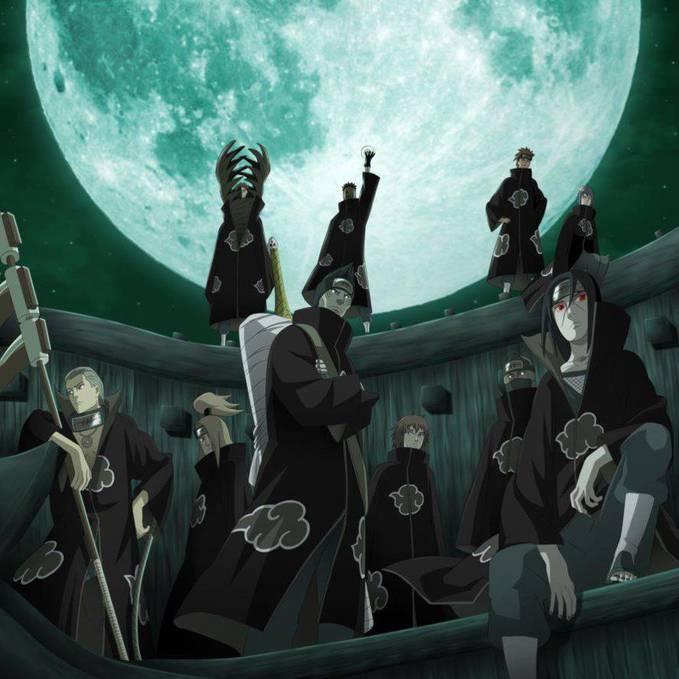 Siapakah yg kalian pilih dari semua anggota akatsuki???Tulis di komentar... Jangan lupa WOWnya yah...... PLEASE,,,,,,