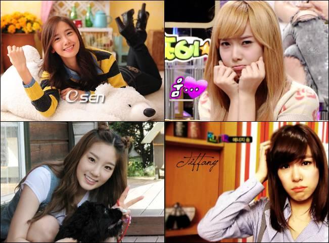 Cantikan mana?Yoona,Jessica,Taeyeon,atau tiffany? Me : Jessica You : ? , Wownya dulu :p :D