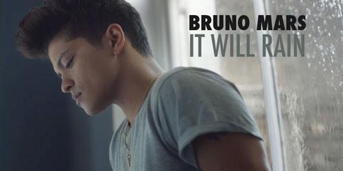 Lagu Bruno mars yg It Will Rain tidak boleh dinyanyikan..nih liriknya : There's no religion that could save me (Tidak ada agama yg bisa menyelamatkanku),No matter how long my leaves are on the floor (Tidak peduli berapa lama berlutut dilantai)