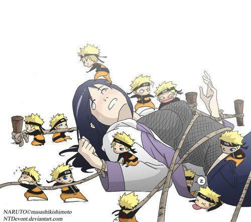 Mana WOWnya buat Hinata Road To Ninja........ Narutonya Jahil tuh