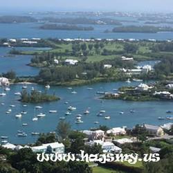 """Pulau Bermuda.. Tempat Wisata Terindah Dan Termewah..! #Jangan Lupa """"WOW"""" Nya Mas Bro..."""