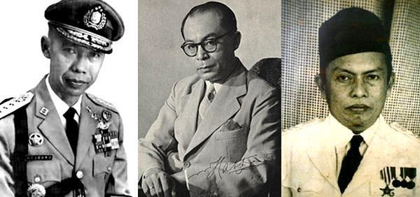 Tiga Pejabat Ini Enggan Naik Haji Dibiayai Negara 1. Mohammad Hatta 2. Jenderal Hoegeng Iman Santoso 3.Brigjen Polisi Kaharoeddin (WOW Nya YA...)