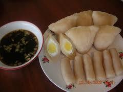 klo ada yg berkunjung ke Palembang jangan lupa makan makanan yang satu ini ya