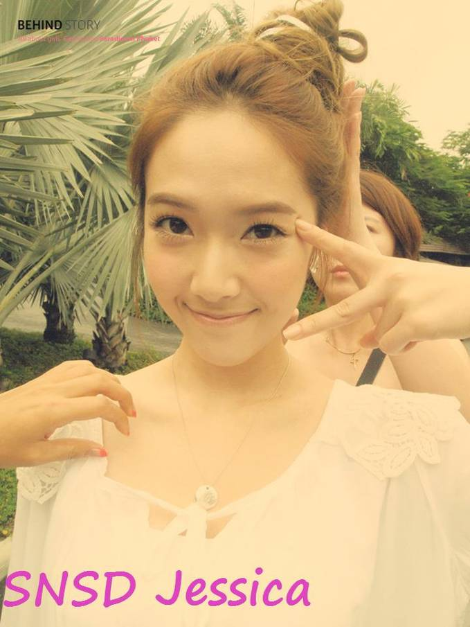 Jessica SNSD :) Manis yak?? Yang bilang cantik Klik WOW ya :D Hayo mana nih Sone nya??