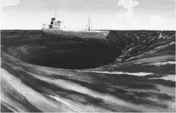Segitiga Bermuda merupakan kawasan segitiga laut Atlantik di mana sejumlah besar kapal dan pesawat telah jatuh, atau menghilang, tanpa jejak.