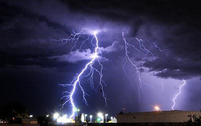 Lightning Storm - Roswell, New Mexico