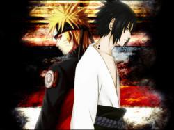 perjalanan hidup antara naruto dan sasuke