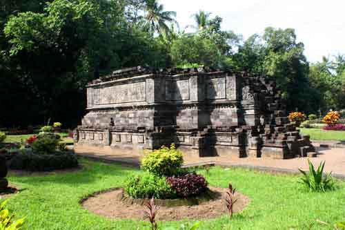 Candi Surowono (surowono temple) Pare, Kediri, East Java