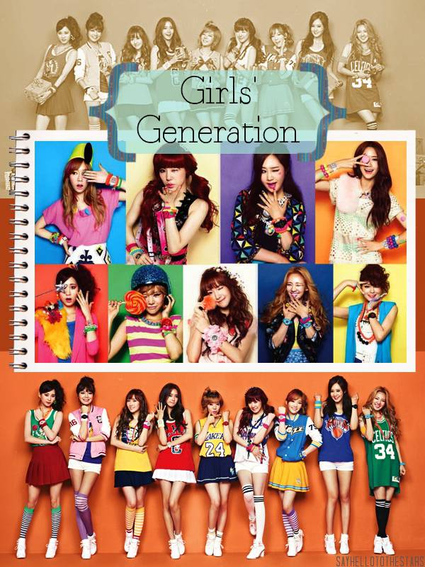 SNSD Like Candy Cute and Beauty. WOW nya Donk kalau SNSD CUTE AND BEAUTY Trim :)