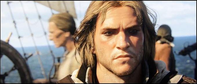 Edward Kenway.Dia adalah pamannya Haytham Kenway.Beliau juga berperan sebagai tokoh utama dalam game Assassins Creed IV : Black Flag.Oh ya Dia adalah Seorang Bajak laut yang di ajarkan oleh Assassin.