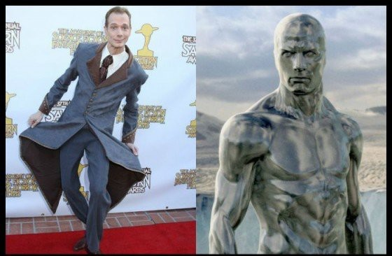 Doug Jones – Fantastic Four: Rise of the Silver Surfer wow nya mana