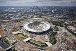 Olympic Stadium (direnovasi) - London, England