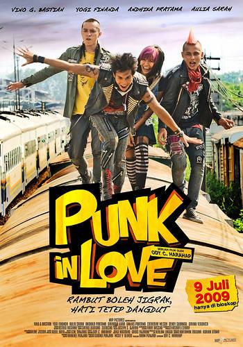 masih ingat dengan pilim ini pink in love ya Filim ini perjalanan anak punk yang terjebak dalam percintaanya yang suka sama filim ini wow nya dumz