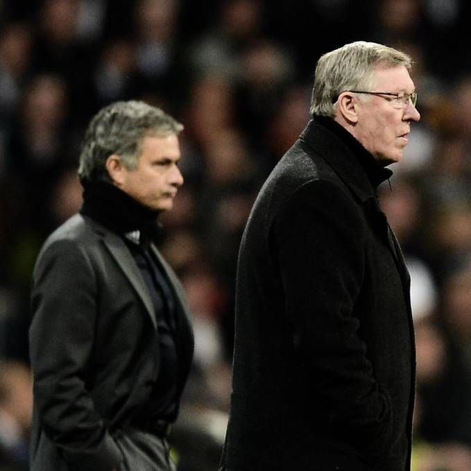 Duel panas Malam nanti .. R.madrid(J.Morinho)VsM.United(S.A.Ferguson) Prediksi 50%-50%