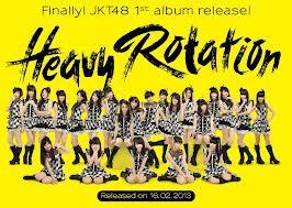 GO GO JKT 48 !!!! HEAVY ROTATION GENERATION 1 KLIK WOWW