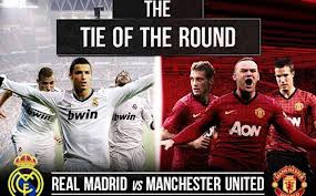 Beda Real Madrid vs MU nyuk