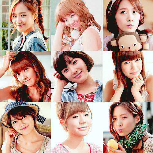 siapa bias kamu di SNSD ??? me : hyoyeon