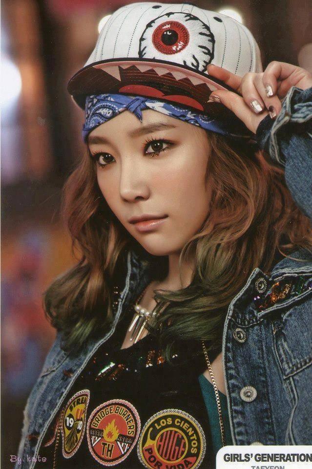 Taeyeon SNSD - Unseen IGAB Photocard