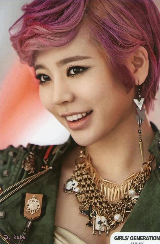 Sunny SNSD - Unseen IGAB Photocard