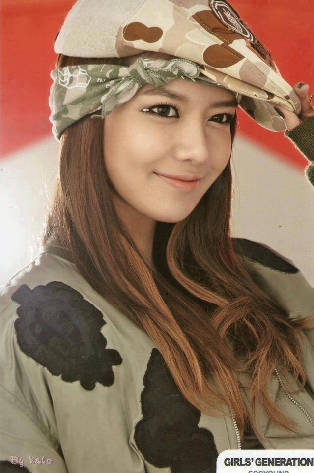 Sooyoung SNSD - Unseen IGAB Photocard