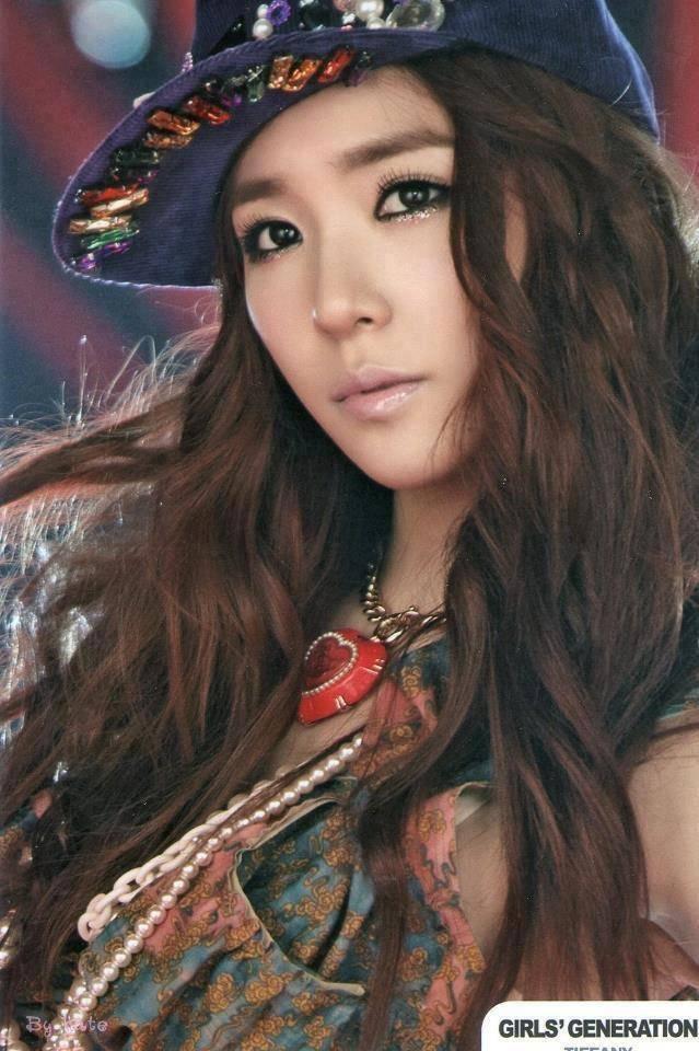 Tiffany SNSD - Unseen IGAB Photocard