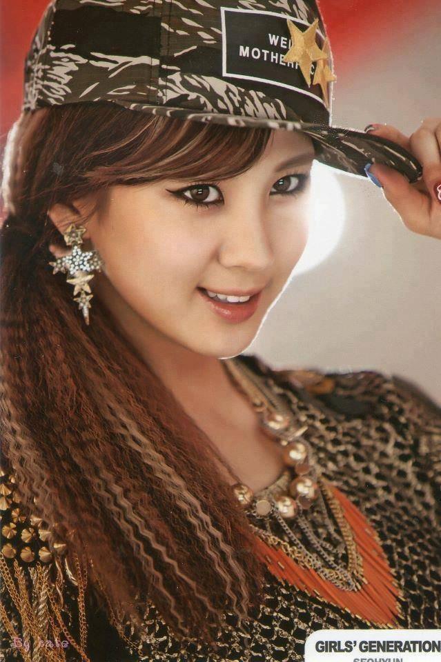 Seohyun SNSD - Unseen IGAB Photocard