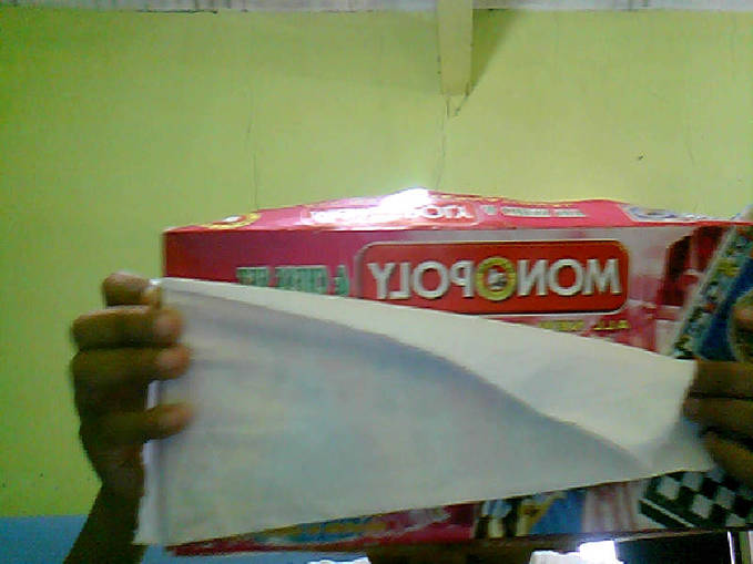 siapa yg pernah main monopoli berati masa kecil kalian bahagia wownya dong