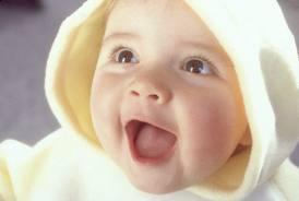 subhanallah lucu banget bayi ini hahahha pengen punya ade kaya dia :) wownya ya...