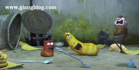 Larva - Funny....... dijamin ngakakkk teruuuuzzzzzzz