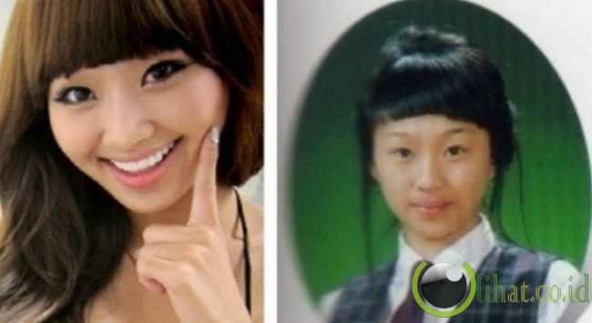 Gadis bernama asli Kim Hyo Jung ini adalah leader dari girlband Sistar. Terlahir pada 11 Januari 1991, Hyorin adalah vokalis utama sekaligus dancer dari Sistar. Dan dirinya adalah salah satu member girlband K-Pop paling berbakat yang ada.