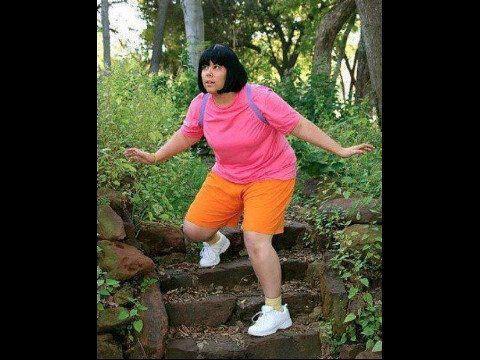 Dora Beranjak dewasa !!