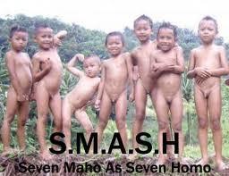 S.M.A.S.H Seven Maho As Seven Homo