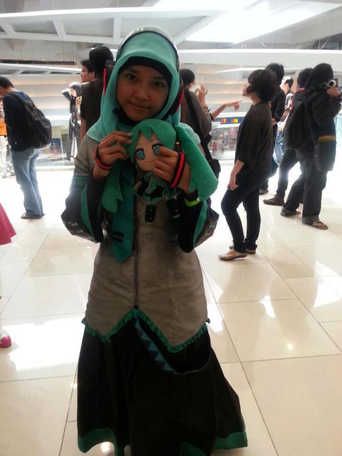 Clashscosplay di Indonesia. Clashcosplay Date: March 2nd & 3rd 8:00 am - 11:00 pm Venue: Skenoo Exhibition Hall, Gandaria City, Jakarta. Jangan Sampai ketinggalan! Baca lebih lanjut: http://www.facebook.com/media/set/?set=a.10152621688980637