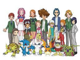 Digimon Adventure :D Yang ga klick WOW Ga pernah masa Kecil :D