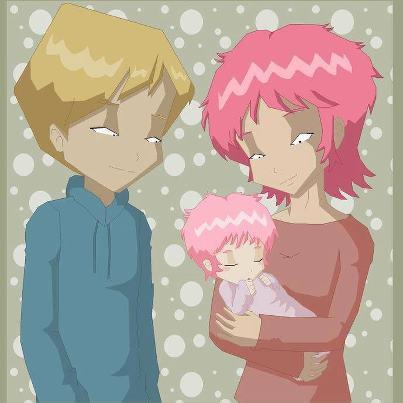 wah,aelita dan jeremy sudah punya anak!klik wow nya ya