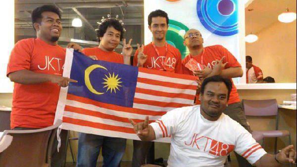 JKT 48 Lovers From MALAYSIA.... Jangan lupa WOW nya ya