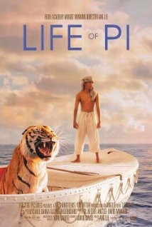 WOW film LIFE OF PI mendapatkan 4 oscar sekaligus. *maaf ya, kalau untuk nominasinya saya tidak tau