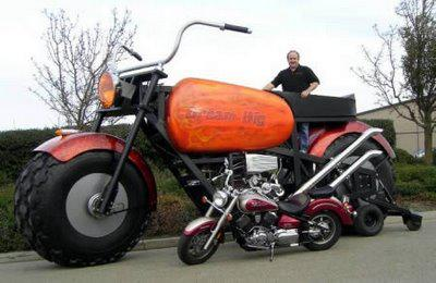 Woww ini motor Gede... Cool Manddd :D