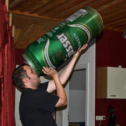 Klik WOW, maka dia akan mabok #BelajarBohong wkwwkk