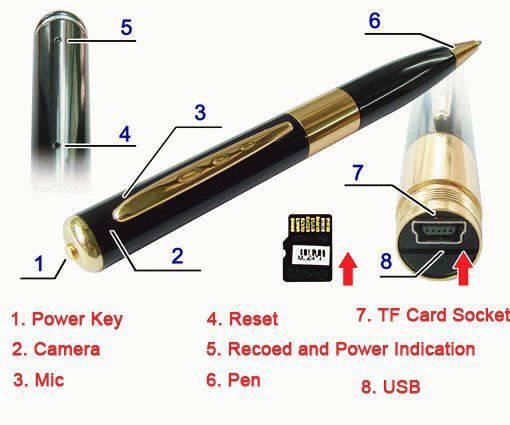 inilah pena seorang spy, yang lengkap untuk mata mata. :D (jangan lupa wownya dan follow pulsk ku, supaya informasinya lebih menarik. :D)