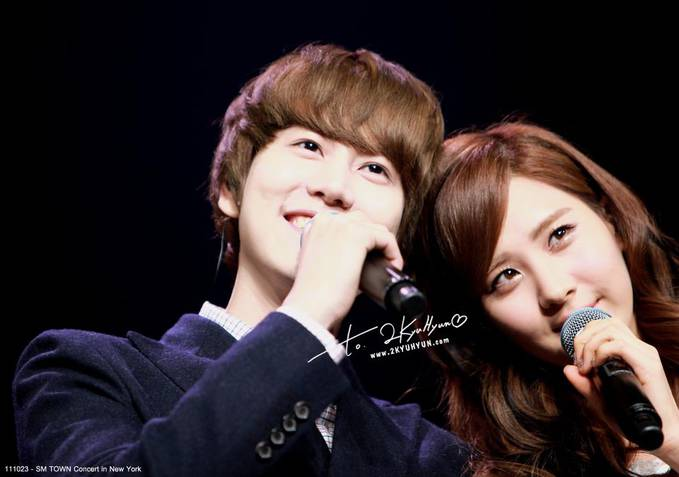 Kyuhyun and Seohyun