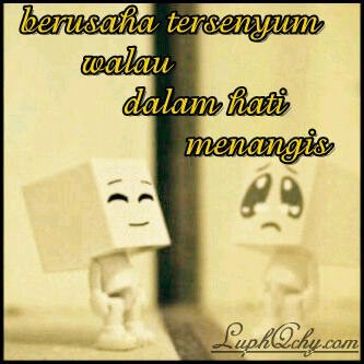 keep smile ya buat yg galau :) and keep wow for me :) GBU