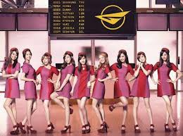 ada yang kenal sama girl band asal korea ini? yang tau wow nya ya