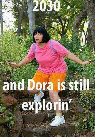 Dora.. #LoL
