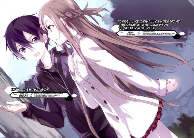 kalian pilah mana Asuna/Kirito kushus yang suka SAO(Sword Art Online) sebelum jawab WOW.... NYA DULU