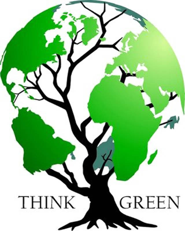 jagalah kehijauan bumi kita.....