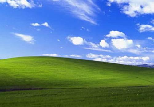 Bliss adalah foto pemandangan yang ada di Napa County, California, sebelah timur lembah Sonoma.Gambar ini adalah gambar tema default wallpaper Windows XP yang diambil oleh seorang fotografer profesional,Charles ORear. luar biasa (y)