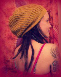 Beauty lady rasta Jah Love